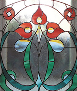 pseudo stained glass
