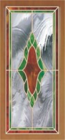 Classical stained glass A-15 vitraj-A-15